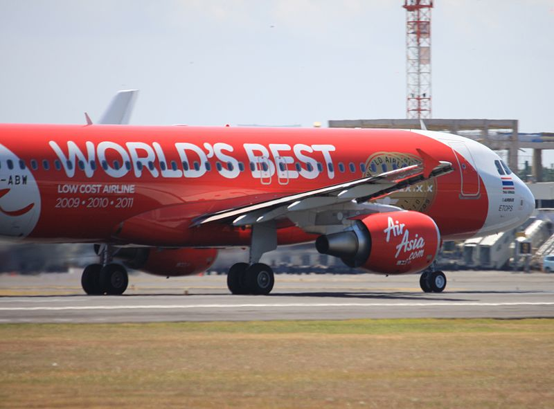 Bomb hoax hits Thai AirAsia flight