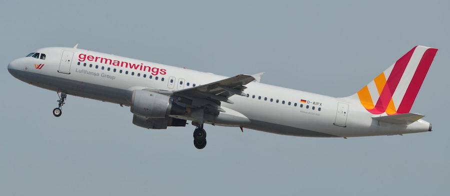 Germanwings Airbus A320 Flight 9525