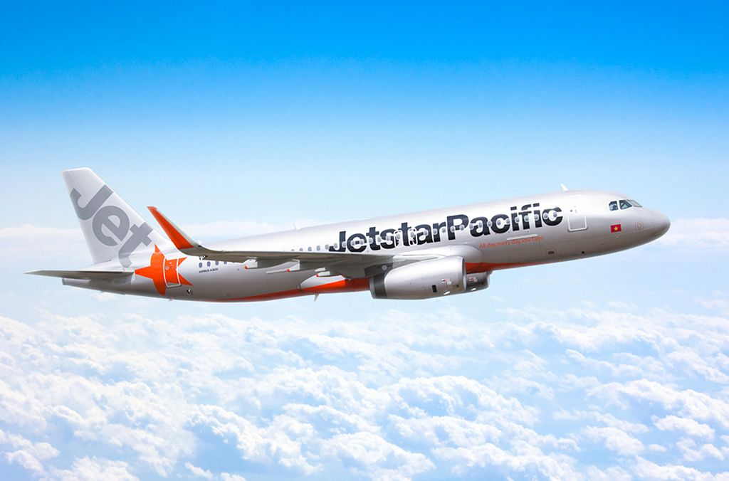 Jetstar Pacific Airbus A320