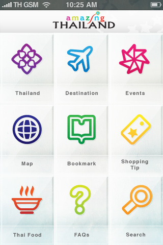 TAT launches Thailand in Your Hand apps
