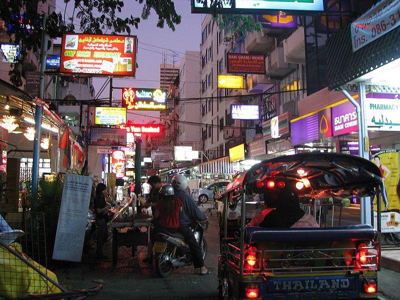 Sukhumvit Soi 3/1 in Bangkok