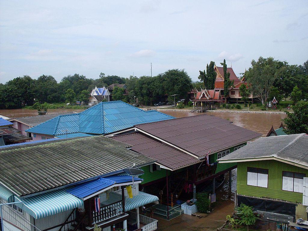 Ban Pho in Bang Pa-in District, Ayutthaya