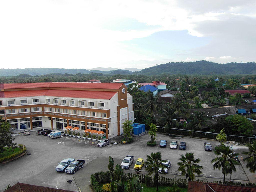 Bang Non in Ranong District