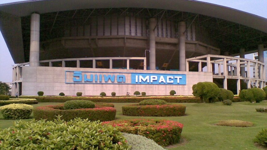 Bangkok IMPACT Arena Expo, Nonthaburi