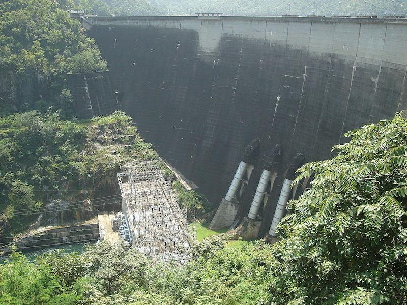 Bhumibol Dam (เขื่อนภูมิพล)