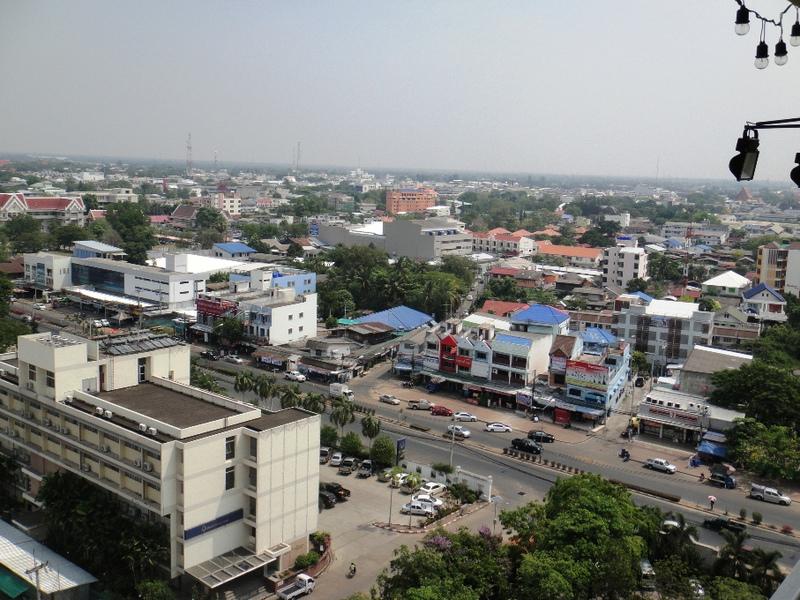 Buriram downtown