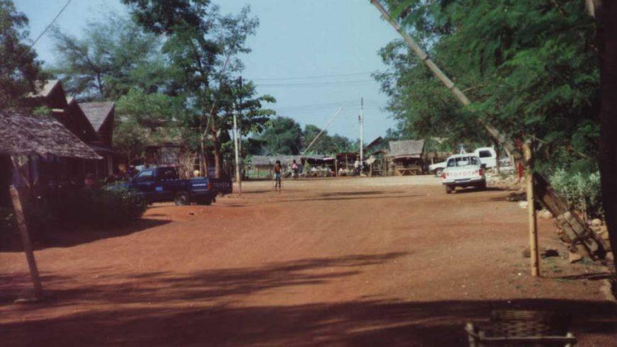 Khao-I-Dang, Cambodia