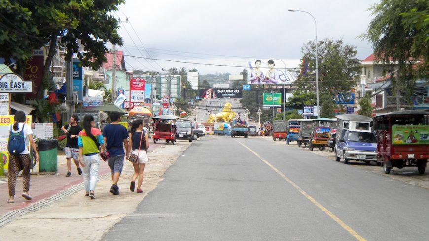 Serendipity Road Sihanoukville, Cambodia