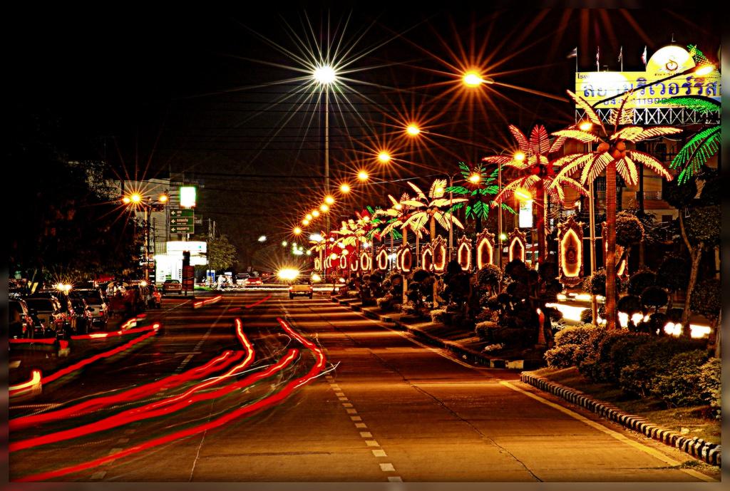 Chaiyaphum Street