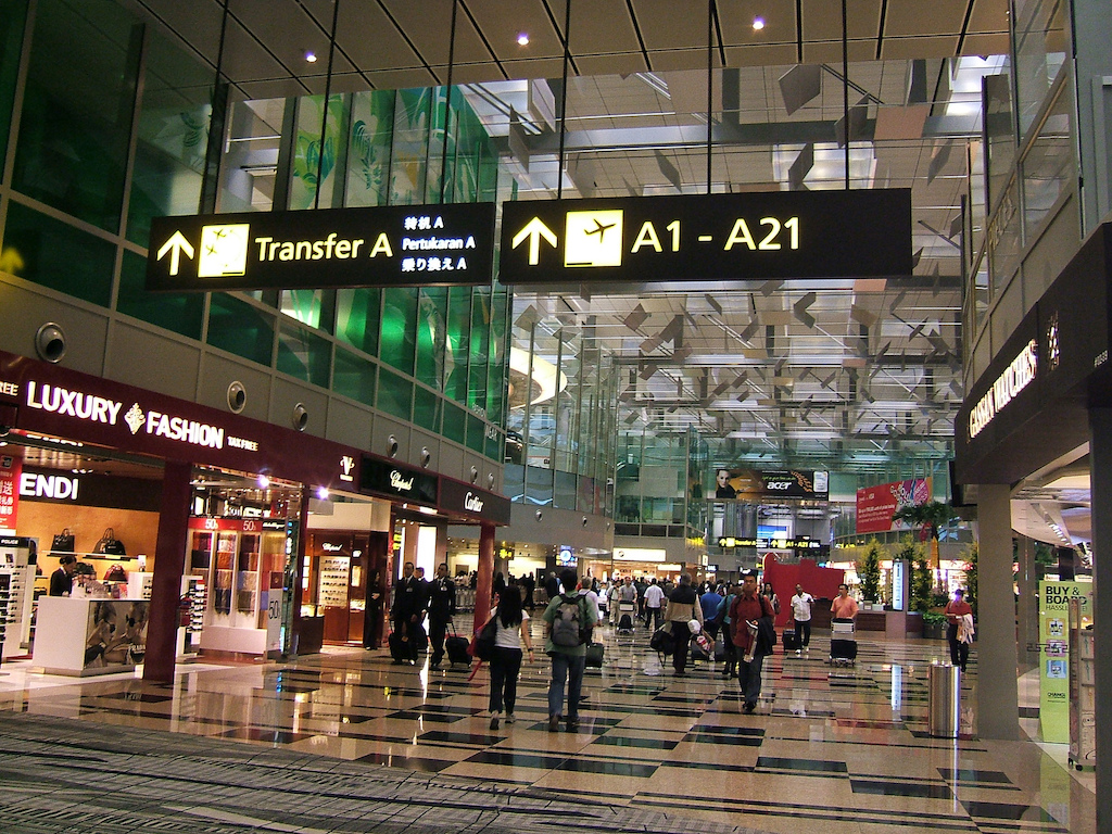 Singapore's Changi Airport