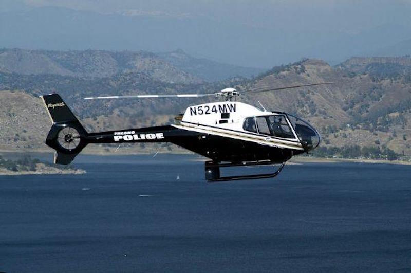 Eurocopter EC-120 of the Fresno US Police