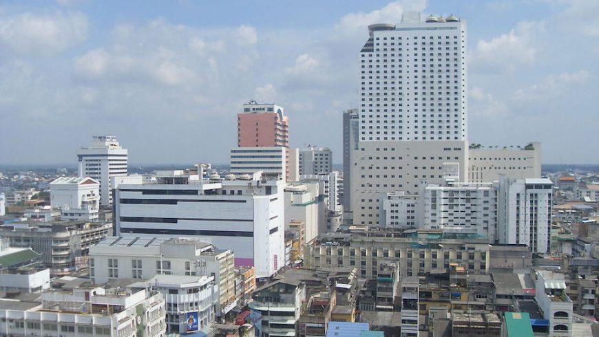 Hat Yai skyline