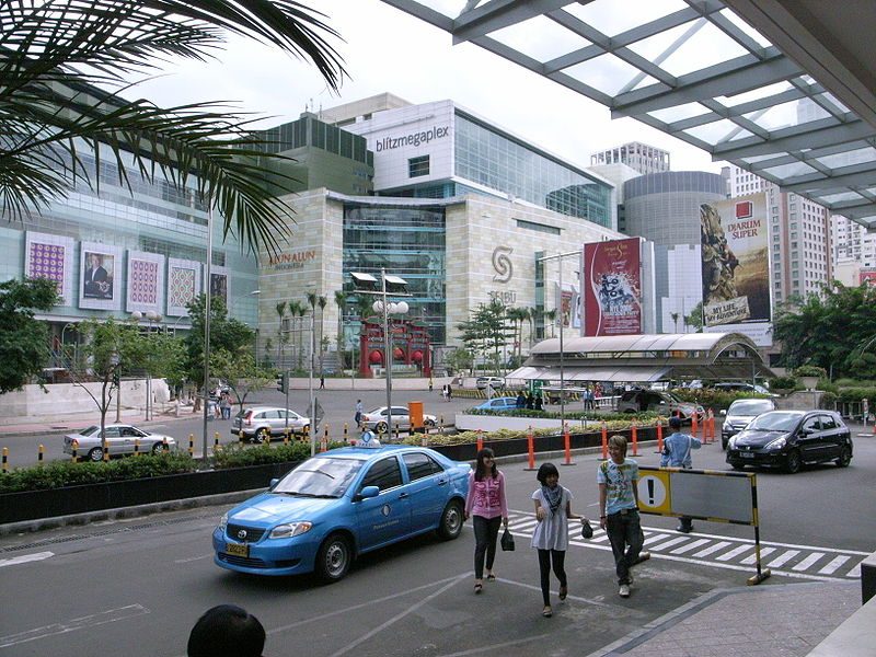 Street in Jakarta, Indonesia