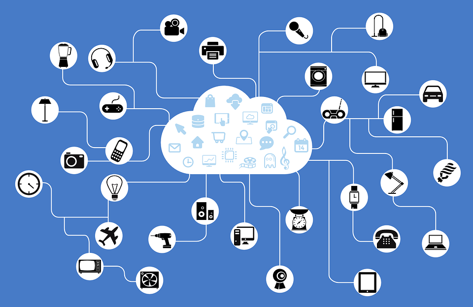 Internet cloud network