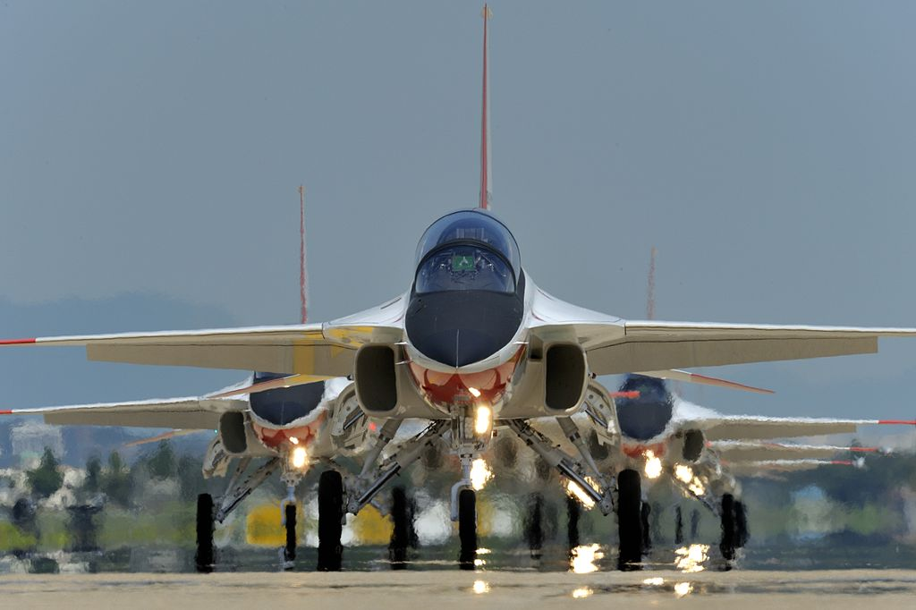 T-50 Golden Eagle fighter aircraft