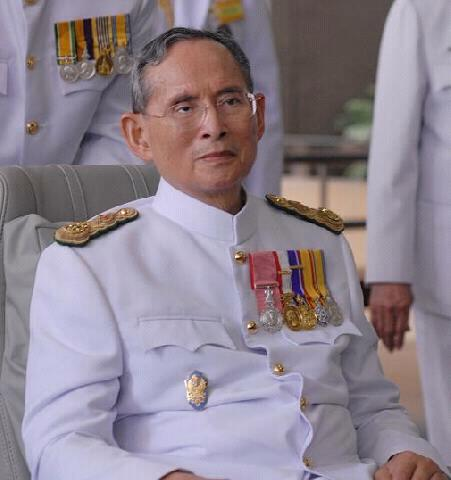 King Bhumibol Adulyadej celebrates 62th anniversary of coronation
