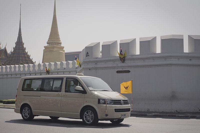 Thai King Bhumibol Adulyadej grants audience to US president Obama