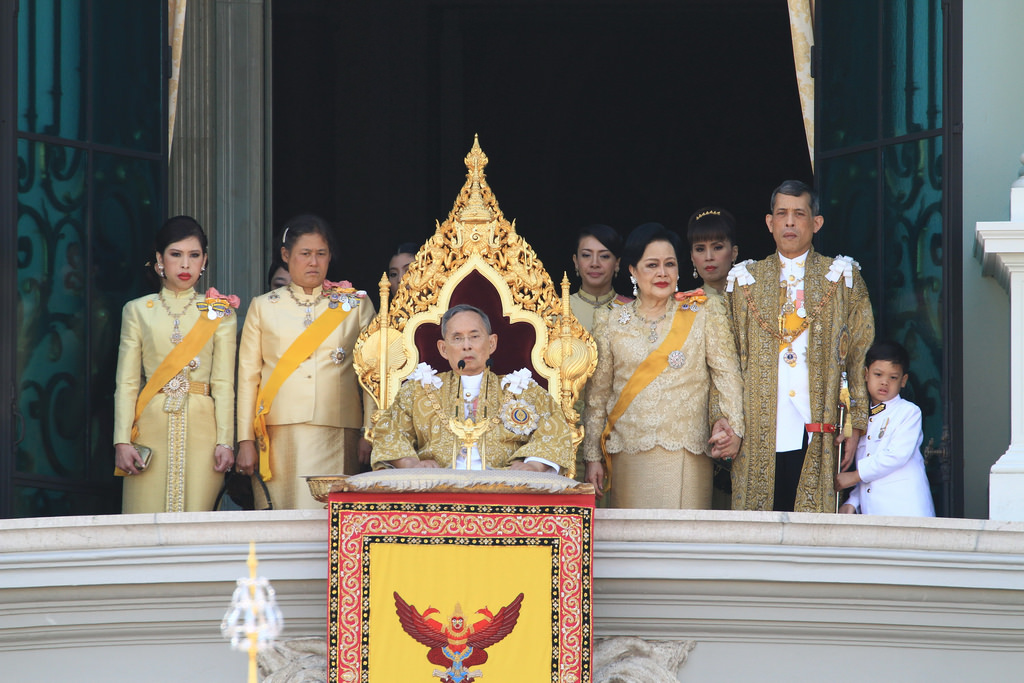 His Majesty King Bhumibol Adulyadej passes away  Thailand ...