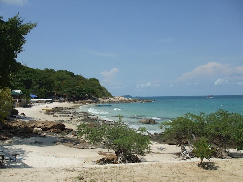 Beach in Koh Samet