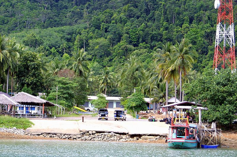 Tourist fee angers Koh Chang residents