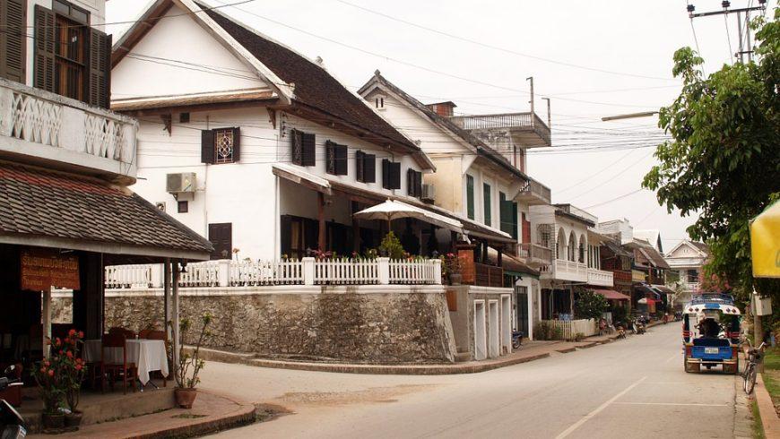 Town of Luang Prabang, Laos