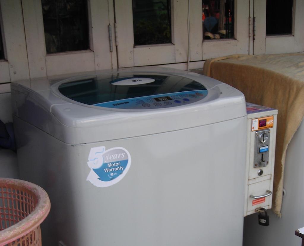 Laundry in Samut Prakan