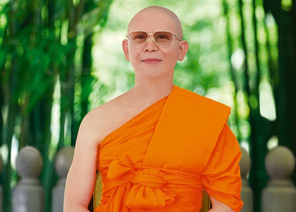 Wat Phra Dhammakaya abbot