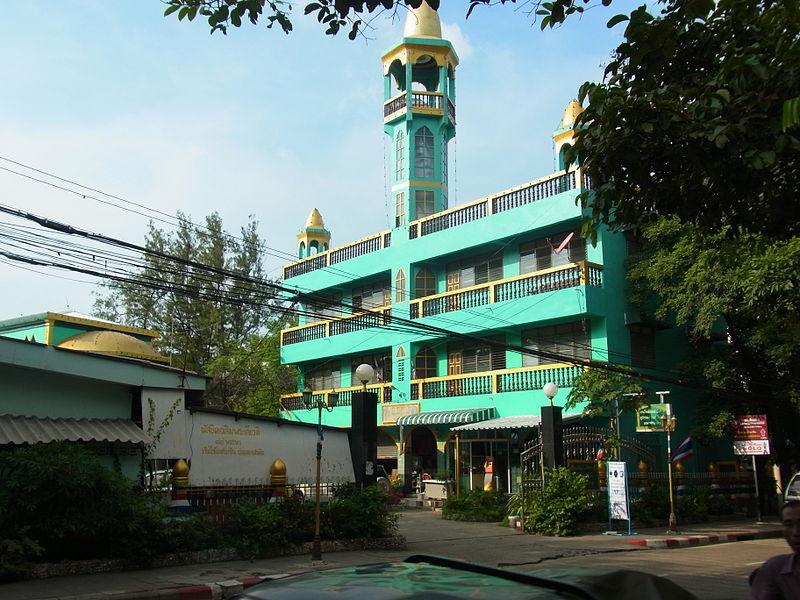 Mosque in Bangkok