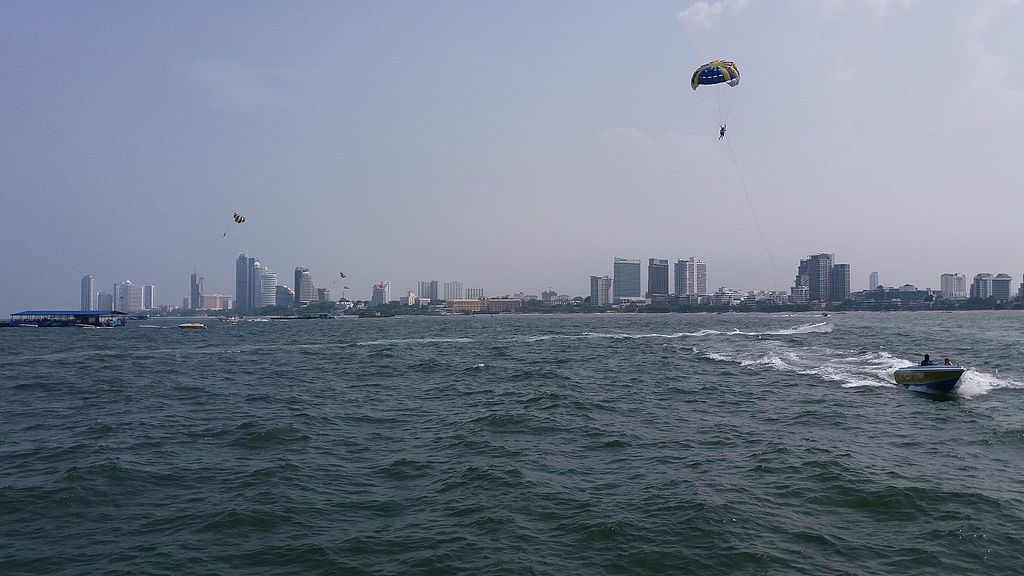 Skyline of Pattaya