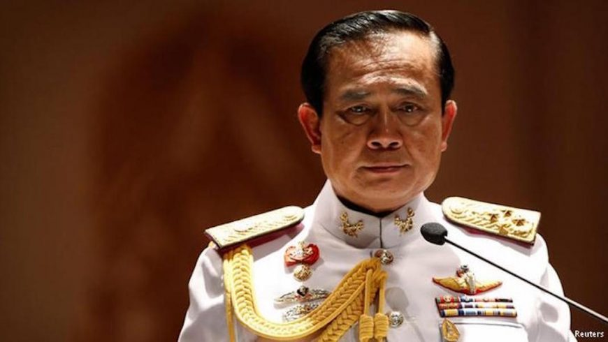 PM Prayuth Chan-ocha