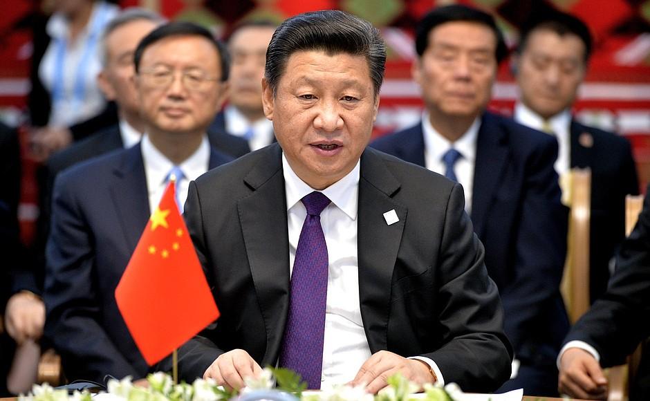 President of China Xi Jinping