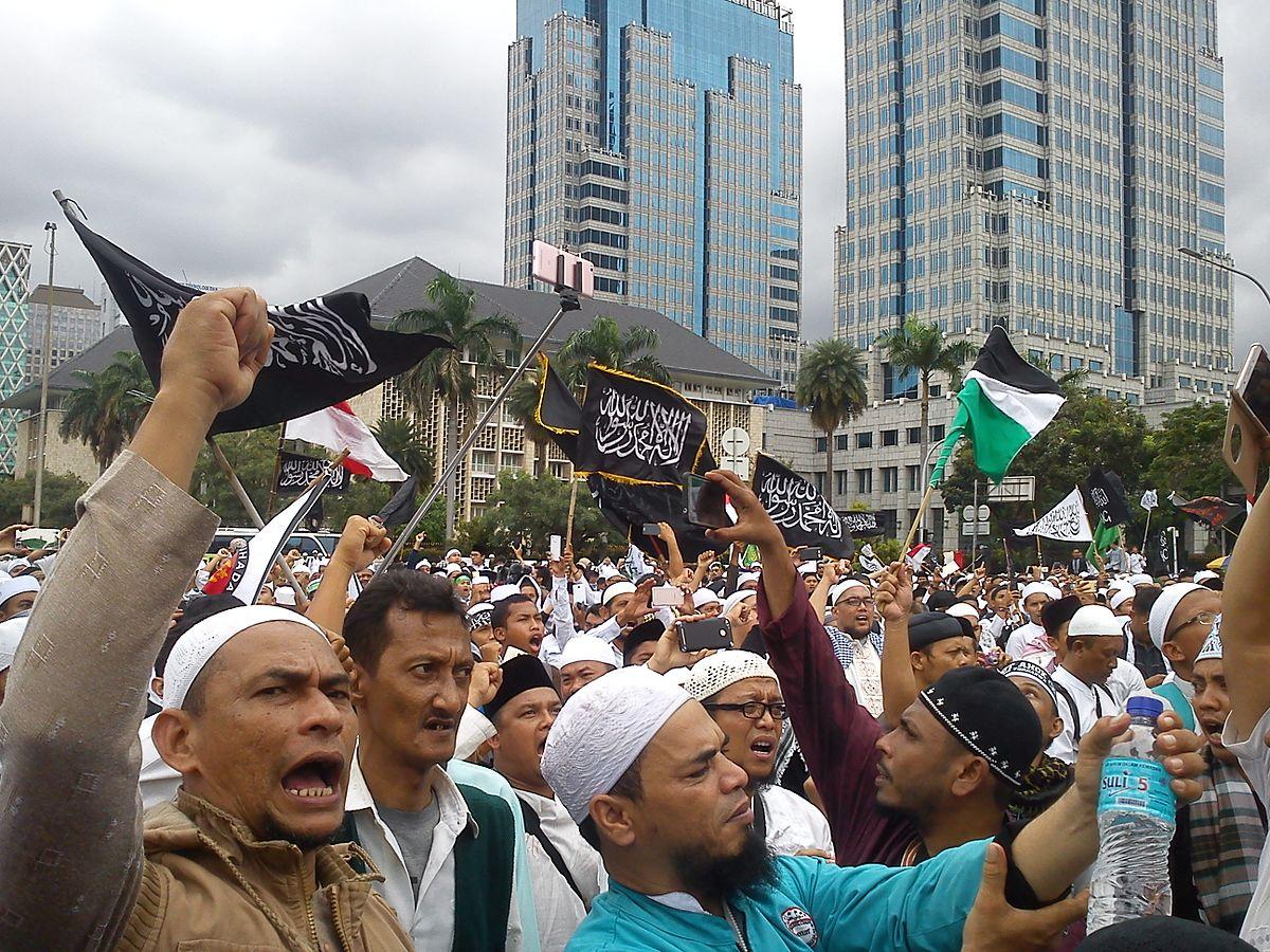 Protests against Basuki Tjahaja Purnama, Christian governor of Jakarta