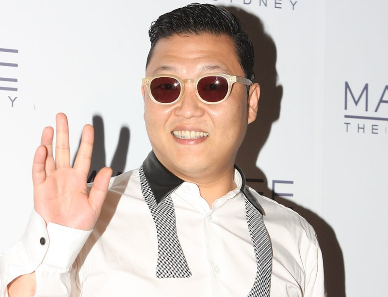 "Psy's ""Gangnam Style"" soon to be most-viewed video on YouTube"