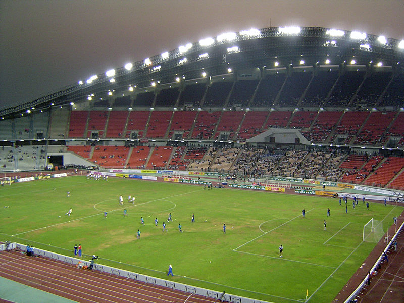 Liverpool led by Gerrad land in Bangkok Thursday