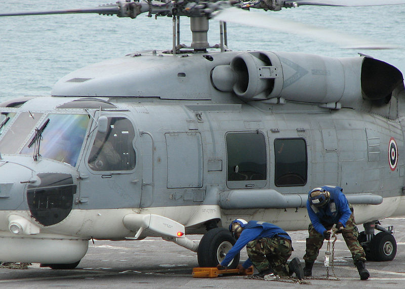 Four hurt in US helicopter emergency landing during Cobra Gold