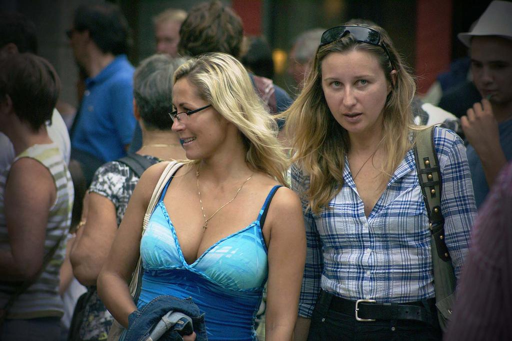 Russian tourists