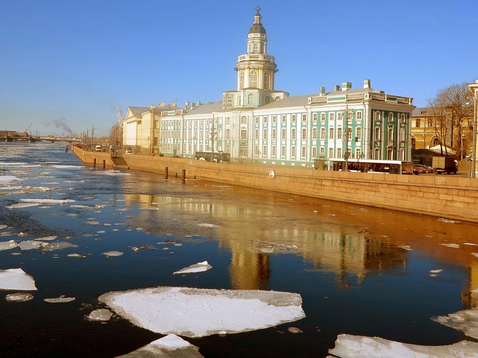 Neva in St.Petersburg