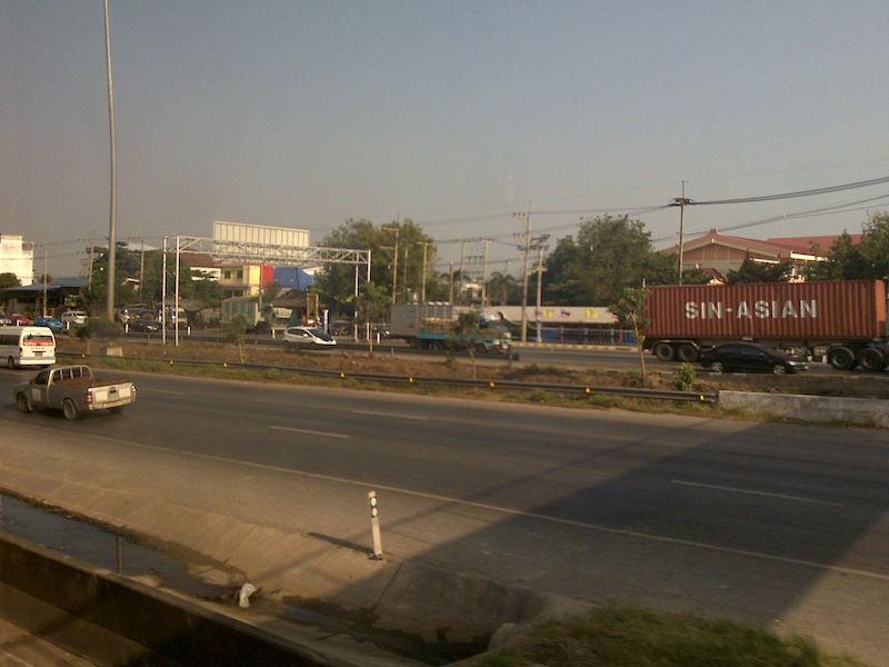 View of Samut Sakhon