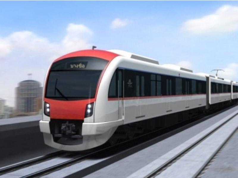 Bangkok Red Line Commuter