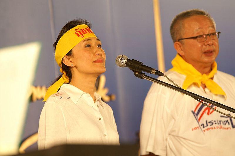 Yellow Shirt Sondhi Limthongkul sentenced to 2-year prison for lese majeste