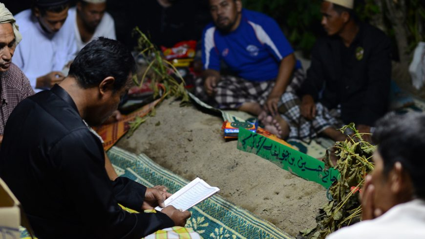 Malay-Muslim men in southern Thailand