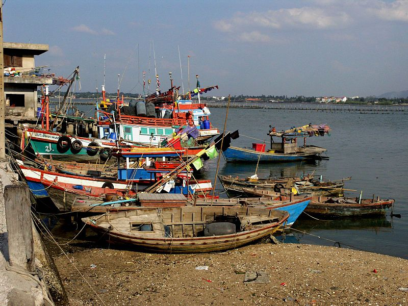 Burmese arrested for trafficking people to Phuket slavery