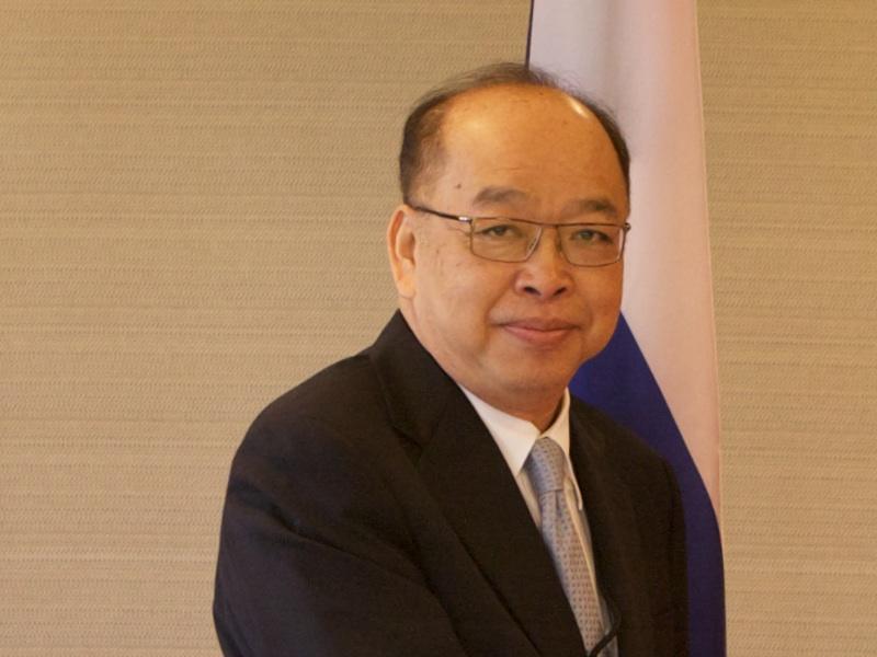 Foreign Minister Surapong Tovichakchaikul dismisses Japanese visa rumours