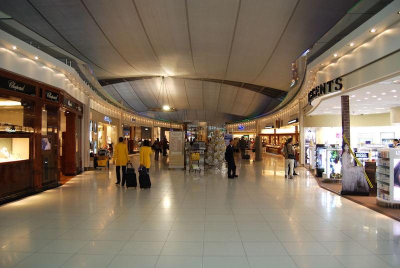 Duty Free at Suvarnabhumi Airport
