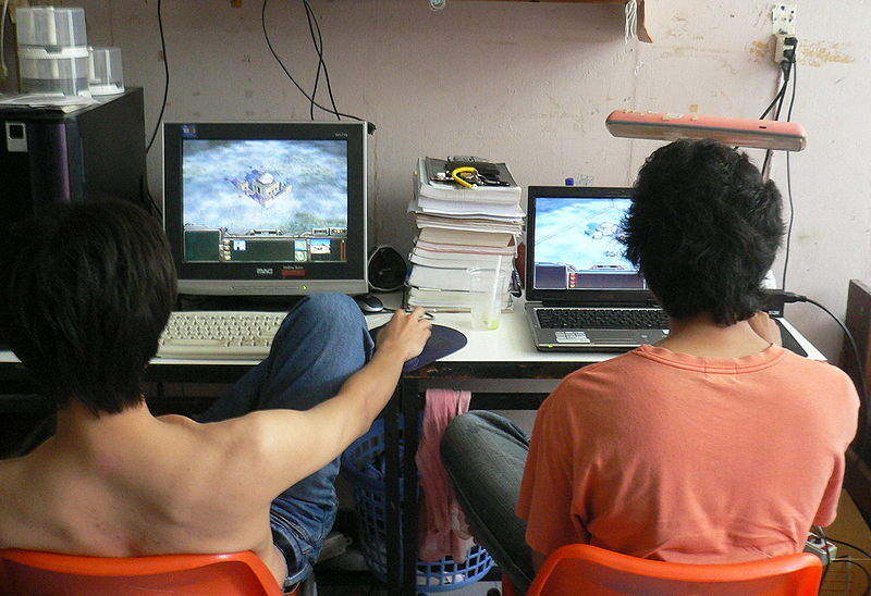 Thai children have high risks of game addiction