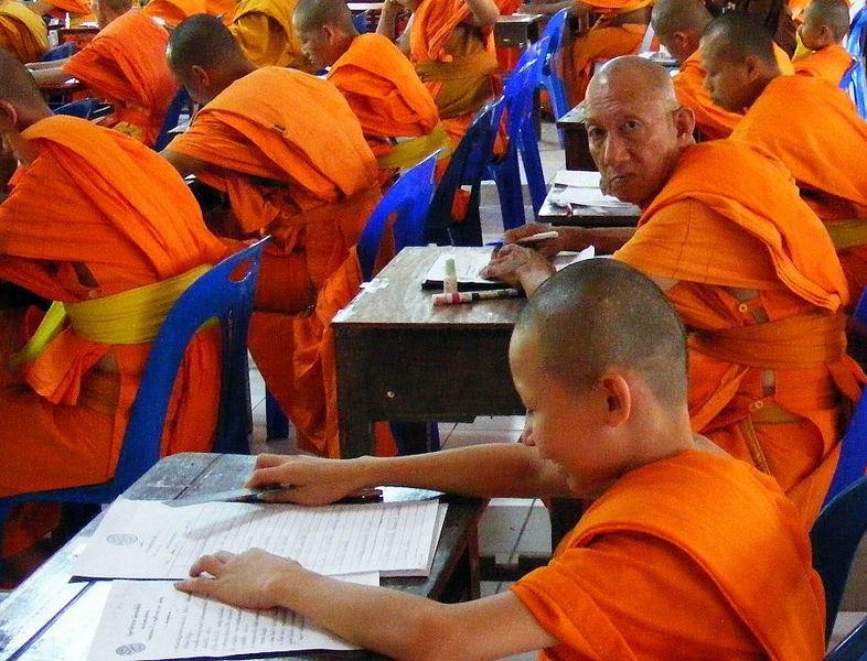 Sattahip Monks Arrested On Drug-Related Charges