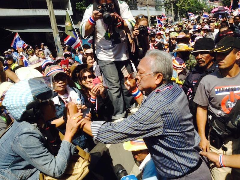 DSI continues pressing for warrants to arrest key protest leaders