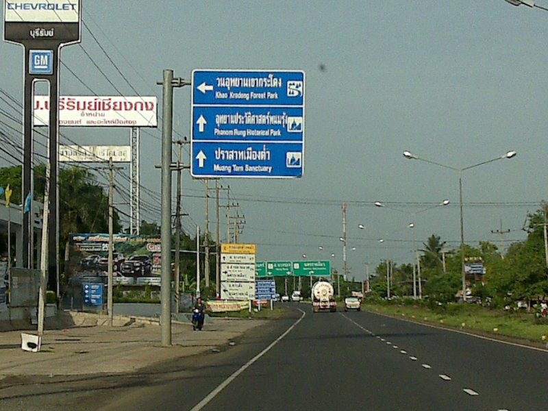First truck rest area launched in Nakhon Ratchasima