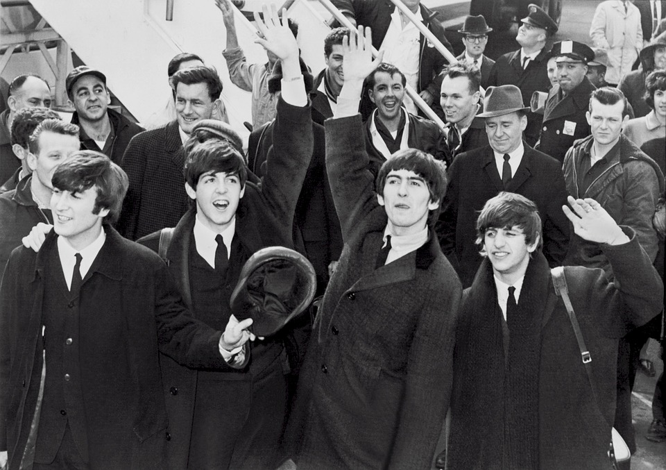 The Beatles in America, 1964
