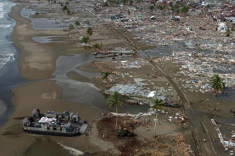 Sumatra after the 2004 tsunami